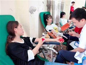 Hình ảnh ngày hội hiến máu lần 2 - năm 2017